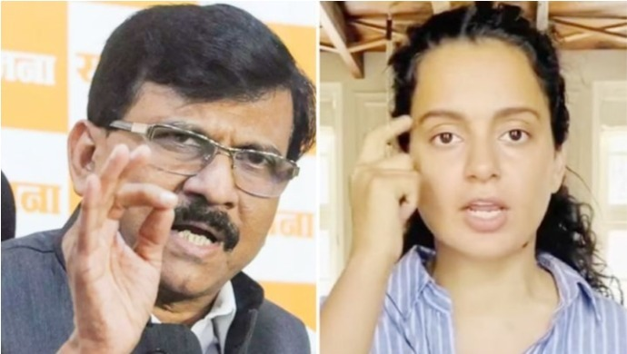 Sanjay Raut Memes Trend After He Justifies His Poor Language Against Kangana