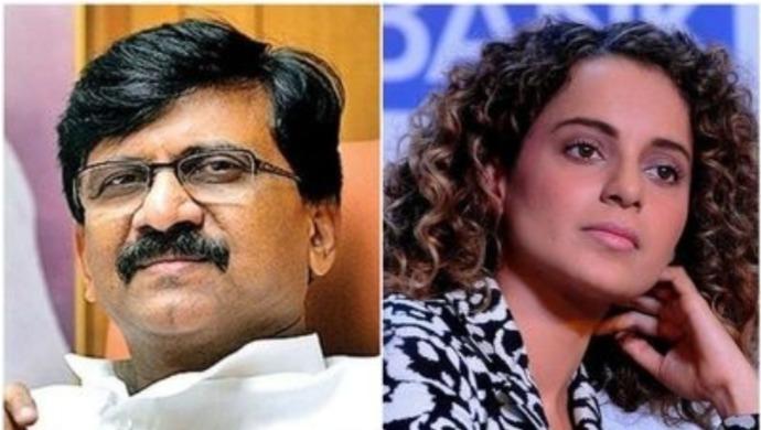 Actress Kangana Ranaut Slams Sanjay Raut; Announces She Is Coming To Mumbai Despite Sena Warning