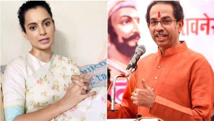 Disputes Between Kangana Ranaut and Shiv Sena Create Cracks In The Maha Vikas Aghadi Government