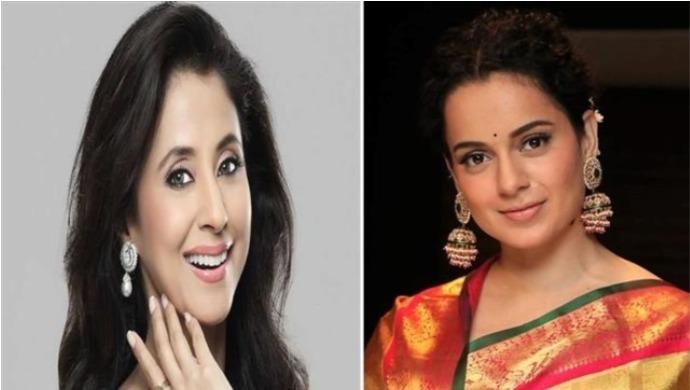 Kangana Ranaut Calls Urmila Matondkar A Soft Porn Star; Faces Criticism