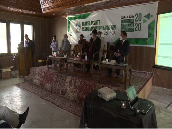 Travel Agents Association of Kashmir gears up to host tourists in Valley again