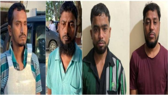 NIA Arrests 9 Al Qaeda Terrorists In West Bengal And Kerala