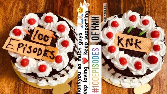 Check out the BTS fun as Kamli Ishq Di, Vilayti Bhabhi and Khasma Nu Khani cross the 100 episode milestone!