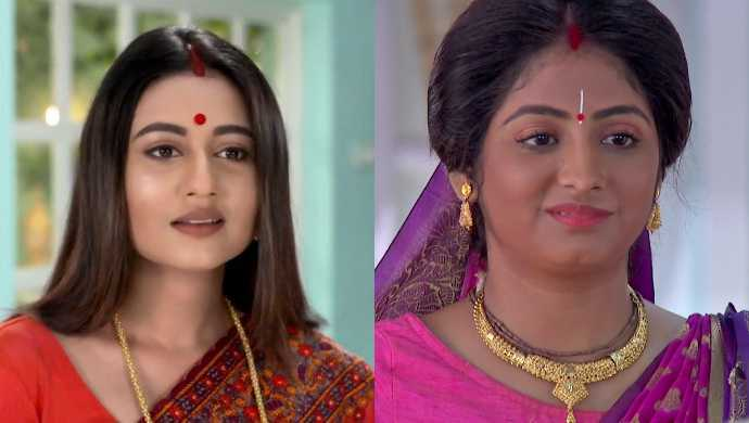 Radhika, Shyama: Celebrate Daughters Day with favourite daughters from our latest Bengali TV serials!