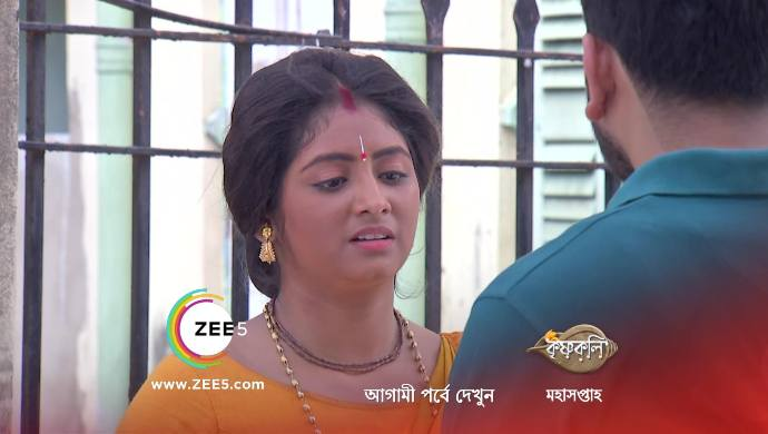Krishnakoli 20 September 2020 Spoiler: What does Shyama tell Aditya that shocks him?