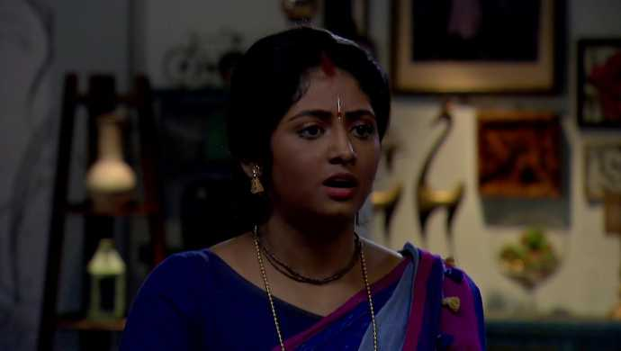 Krishnakoli 26 September 2020 Written Update: What stops Shyama from leaving the house in the middle of the night?