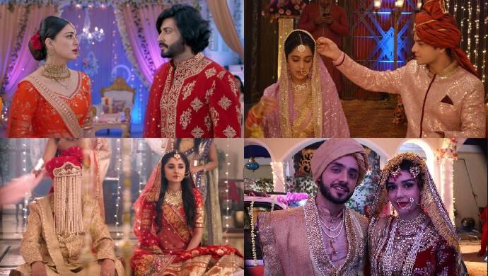 Don't Miss: The Best Wedding Drama Scenes In Kumkum Bhagya, Kundali Bhagya And Ishq Subhan Allah