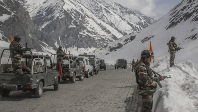 LAC Standoff: Indian Troops Preparing For Long Winter In Ladakh