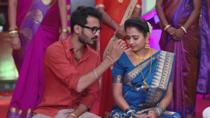Ninne Pelladatha: 5 ways in which Mrudula and Madhu's life has changed with the arrival of their baby!