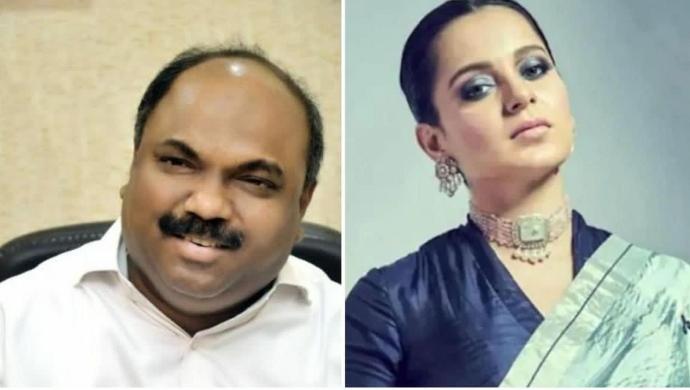Shiv Sena Leader Anil Parab Blasts Kangana Ranaut