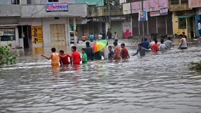 Rajasthan Rains: Man Swept Away In Flash Floods