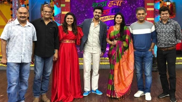 This Picture Of Maza Hoshil Na's Cast Is What The Family Would Look Like After Aditya-Sai's Marriage
