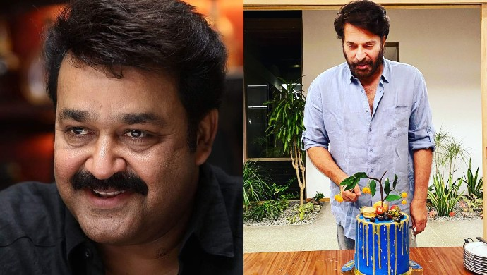 This is how Mohanlal wished Madhura Raja star Mammootty on his Birthday!