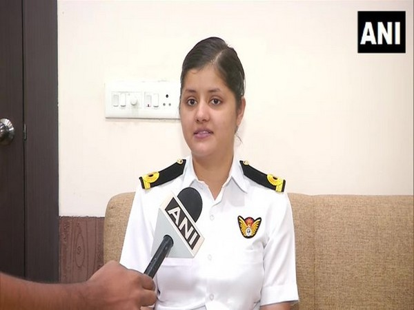 Designating enemies and pointing out targets will be my job: Navy woman officer picked as 'Observer'