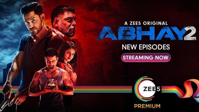 Abhay 2 Episodes 4-5 Review: The Plot Thickens As Abhay's Mental Strenght Is Tested