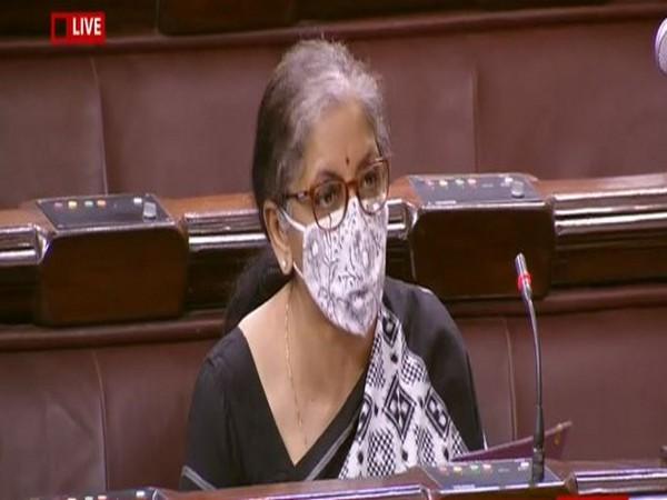 Nirmala Sitharaman moves bill in Rajya Sabha to amend Insolvency and Bankruptcy Code