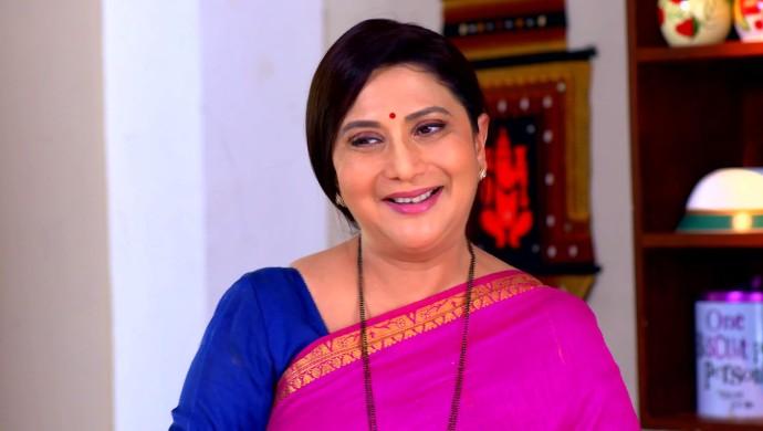 Nivedita Saraf Aka Agga Bai Sasubai's Asawari Cooks This New Dish She Learnt From Her Real-Life Babdya