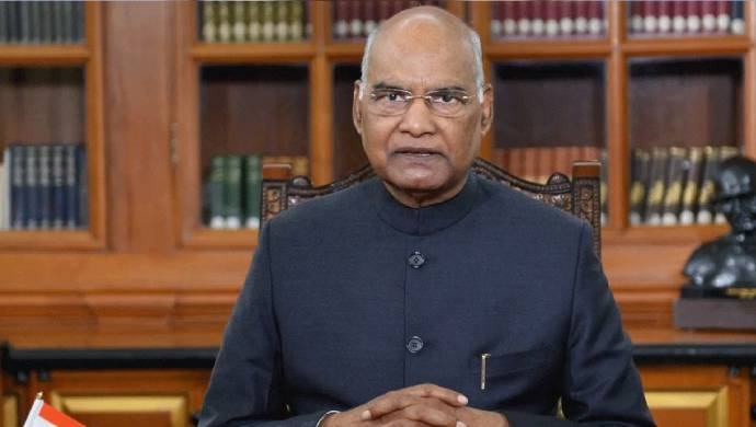 Old Video Of President Ram Nath Kovind Goes Viral Ahead Of Teacher's Day