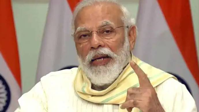 Wishes Pour In As PM Modi Turns 70