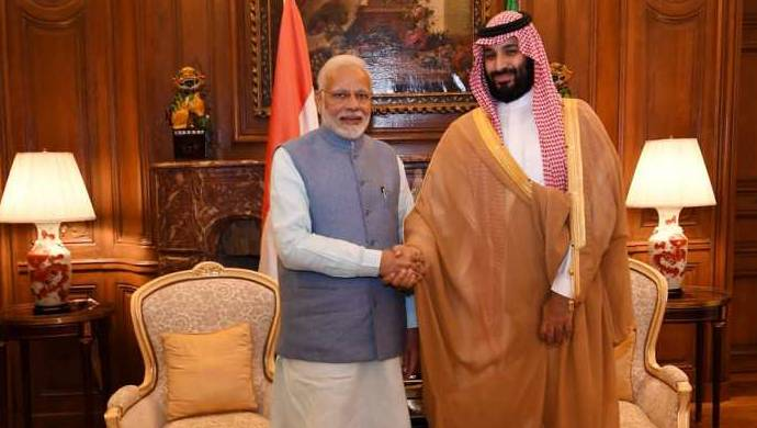 PM Modi Speaks With Saudi King Salman Over Phone Call