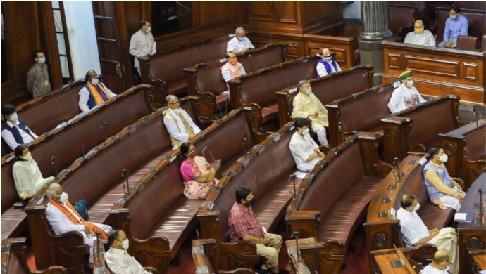 Monsoon Session: Members Of Parliament Pay Their Tributes To Leaders Who Recently Lost Their Lives