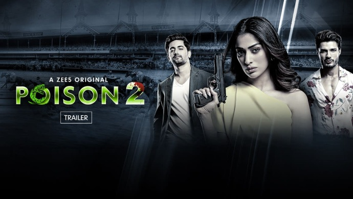 The New Poison 2 Teaser Introduces The 'JOSH' Team With Raai Laxmi And Aftab Shivdasani