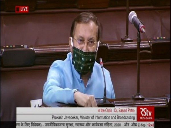 Prakash Javadekar slams Opposition for staying absent from RS while labour reforms bills were discussed