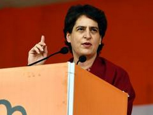 Bihar polls: Cong gearing up for 'Mahila Kranti Sammelan' to be addressed by Priyanka Gandhi Vadra