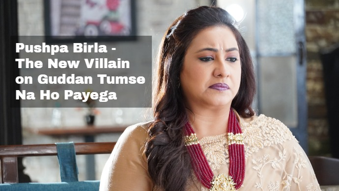 Guddan Tumse Na Ho Payega: Meet 'Pushpa Birla' The New Villain In Choti Guddan's Life