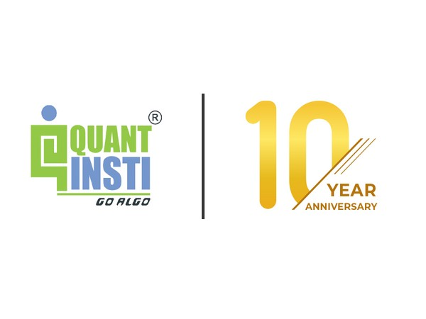 QuantInsti celebrates 10 years of serving quant traders globally