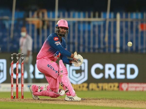 IPL 13: Sehwag applauds Tewatia's six-hitting spree as RR chase down highest total