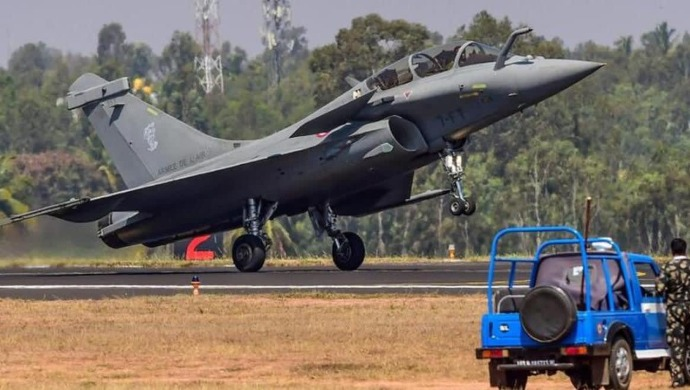Rafale Jets In Ladakh; Rehearsal At LAC; Are We Going At War?