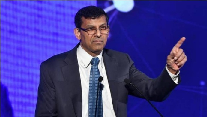 Former RBI Governor Raghuram Rajan Warns The Indian Government About The Economy