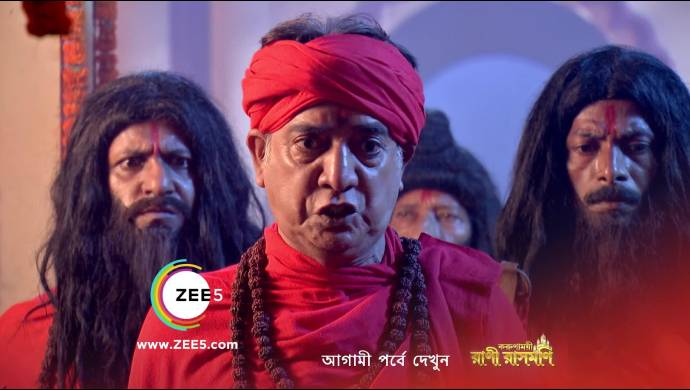 Rani Rashmoni 24 September 2020 Spoiler: Maa Bhabatarini teaches Gadadhar a new lesson!