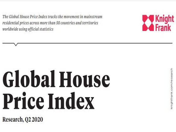 India slips to 54th globally in home price appreciation: Knight Frank survey