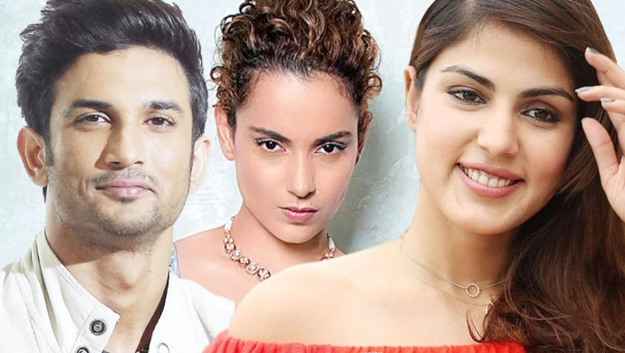 SSR Case: Rhea Chakraborty's Drug Gang Not Happy With Kangana Ranaut's Allegations