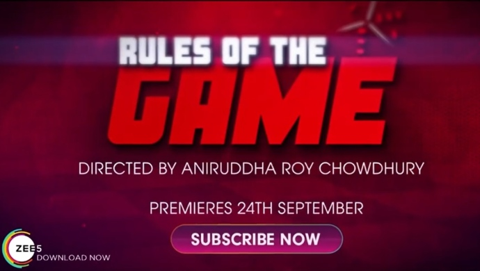 The Rules Of The Game Trailer Reveals Aahana-Chandan Dangerous Attempt To Save Their Marriage