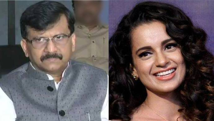 Saamna Editorial Criticises BJP's Support To Kangana Ranaut