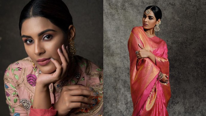 Birthday Special: You can copy these unique patterns from Kalki star Samyukta Menon to look gorgeous!