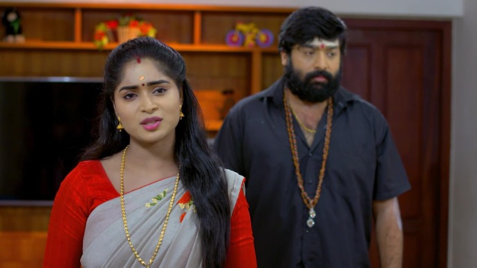 Pookalam Varavayi 25 September 2020 Written Update: Why is Saptathi arguing with Harshan?