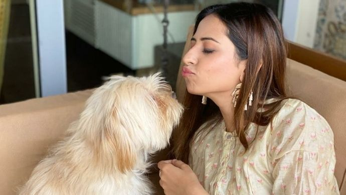Sargun Mehta Birthday Special: Proof that Kala Shah Kala actress is an animal lover