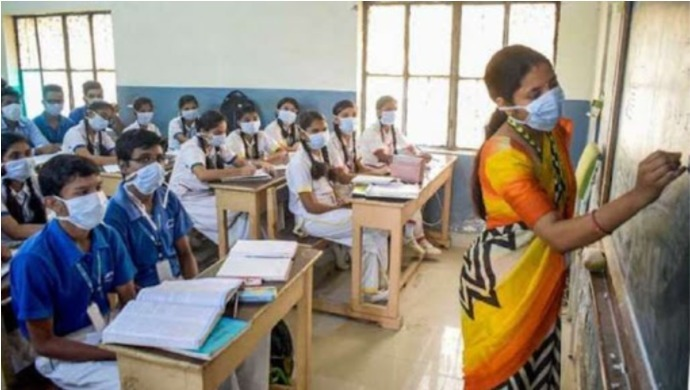 COVID-19: Schools For Class 9 To 12 Students Reopen in Unlock 4.0