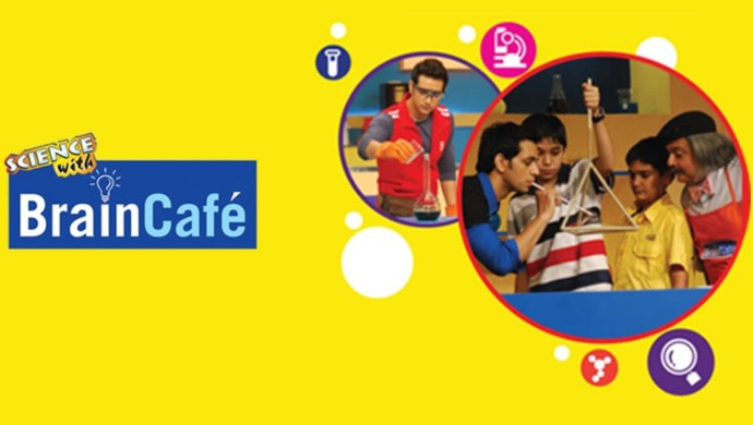 Want To Make Science Fun For Your Kids? Science With Brain Cafe Will Keep Your Kids Glued!