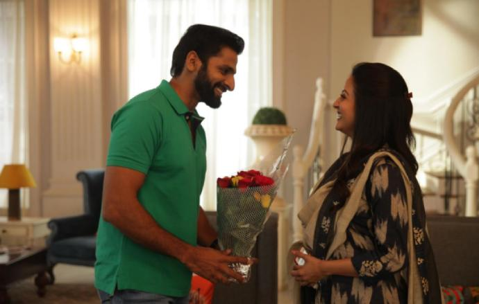 A still from Diagnosis of Love (Source:ZEE5)