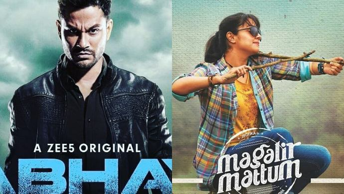 From Mr & Mrs. Husband Vs Wife to Abhay 2, check out the ZEE5 line-up for September 2020!