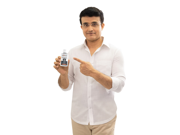 FMCG brand Dr. Rhazes signs Sourav Ganguly as its brand ambassador