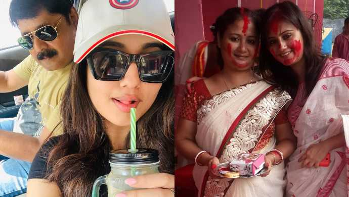 Swastika Dutta, Manali Dey: Check out our favourite stars sharing the cutest moments with their parents