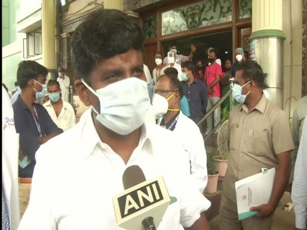 120-bedded suspect ward for COVID-19 introduced in Tamil Nadu