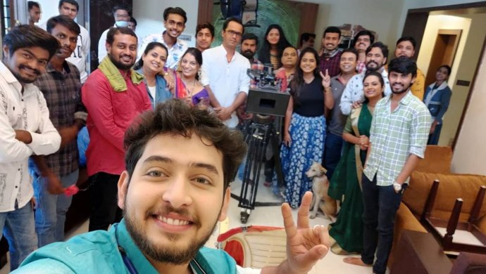Tejas Barve Aka Samar Shares This Special Memory With His Fans As Mrs Mukhyamantri Wraps Up Its Final Shoot