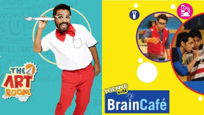 Teachers' Day Special: The Art Room, Science With Brain Café – Shows On ZEE5 Your Kids Can Learn From